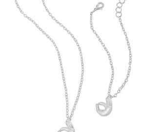Emoji® OK Necklace & Bracelet Set