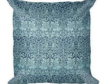 William Morris, Brer Rabbit - Square Pillow