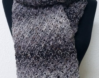 Blanket Scarf // Oversized Knit Scarf // Scarf
