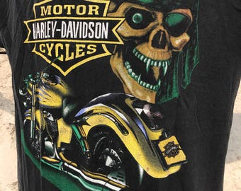 Vintage Harley Davidson Mexico T-Shirt