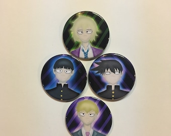 MP100 Buttons