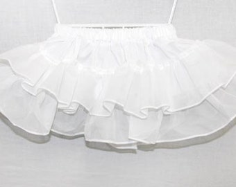 292200 - Petticoats Crinolines - Girls Petticoats - Tutu - Toddler Petticoat - Toddler Slip - Half Slip - Infant Tutu - can can skirt