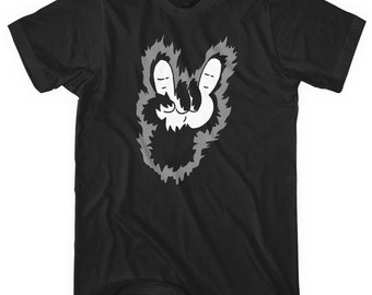 Mighty Ape Paw of Metal T-shirt - Men and Unisex - Evil Design Tee - XS S M L XL 2x 3x 4x - 4 Colors