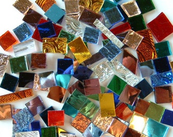 Colored Mirror Tiles