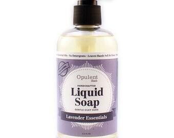 Natural Liquid Soap - Lavender