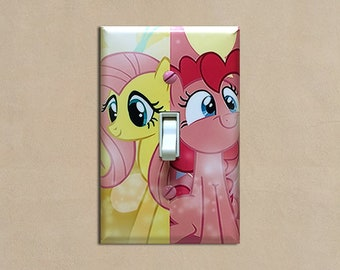 My Little Pony #2 - Light Switch Plate Covers Home Decor Outlet
