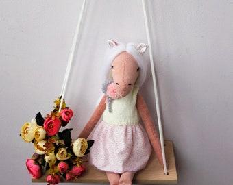 Textil unicorn / Unicorn toy