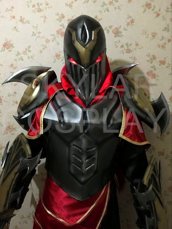 Jhin League of Legends Cosplay Cosplay Mask kit, LOL