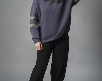 LEONIE - 100% Merino Wool Sweater