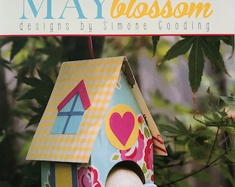 May Blossom House for a MOuse MB053 Pattern