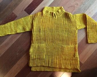 Brioche sweater
