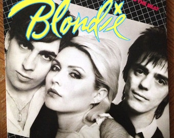 Eat to the Beat LP - Blondie