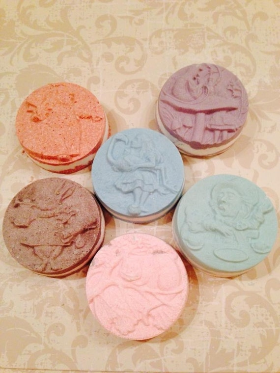Wonderland Bath Bomb Collection