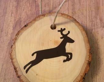 Set of Six Primitive Christmas Ornaments, Ornaments, Christmas Tree, Christmas Decor, Rustic Christmas, Primitive