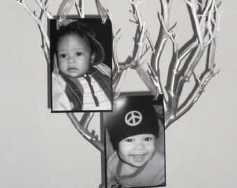 Manzanita Family Photo Tree  /Guaranteed by Xmas/ Cyber Monday