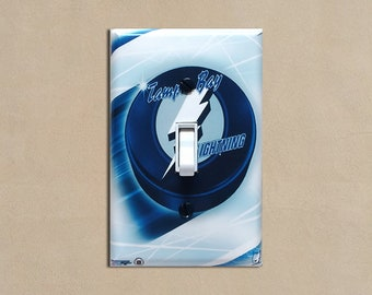 NHL - Tampa Bay Lightning - Light Switch Plate Covers Home Decor Outlet