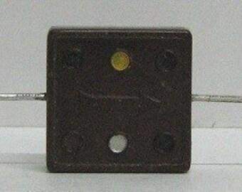 Vintage capacitor 47pF 10% 100V in mica