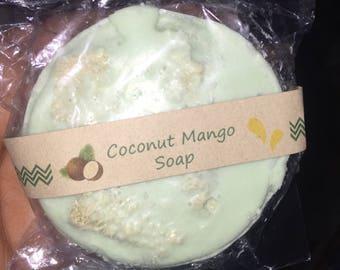 Coconut Mango Soap