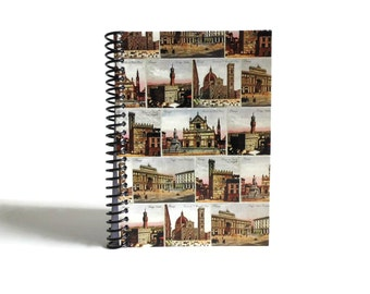 Florence Cityscapes A6 Notebook