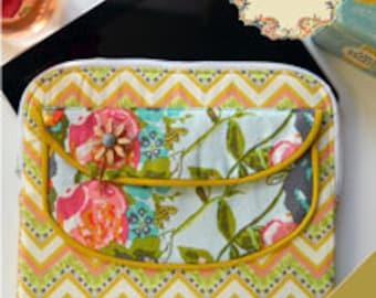 Palo Alto Gadget Bag Sewing Pattern