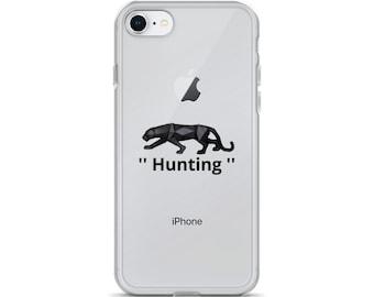 Black Panther HuntingiPhone box