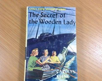 Original Text The Secret of the Wooden Lady Nancy Drew 1965