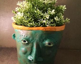 Face Planter - Orange Rim