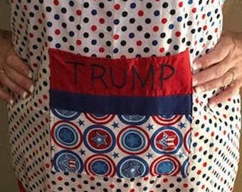 Donald Trump Adult Apron