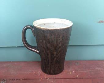 Large  Tenmoku Mug
