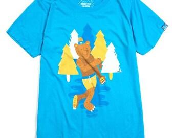 Outdoor Bear T-Shirt