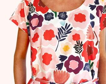 Olive's Garden  100% cotton dress