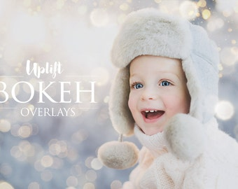 Bokeh Overlays for Photoshop (with Bokeh Applicator Photoshop Action!)
