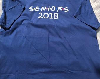 Seniors 2018 shirt