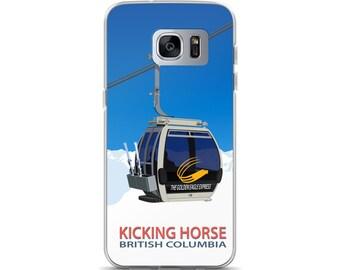 Kicking Horse Ski Resort Samsung Case