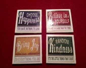 Inspirational Coasters