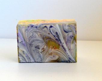 Moisturising Tube Soap . Antiseptic Soap . Against Wrinkles Soap . Natural Handmade Soap . Homemade Organic Soap .Nourishing Soap