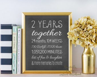 2 year anniversary cards for boyfriend