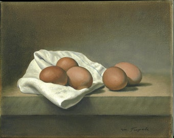 Brown Eggs 2