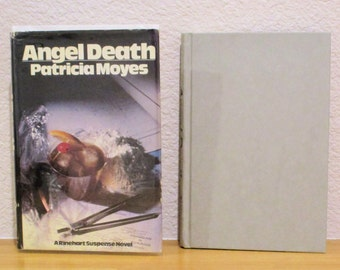 ANGEL DEATH Patricia Moyes 1980