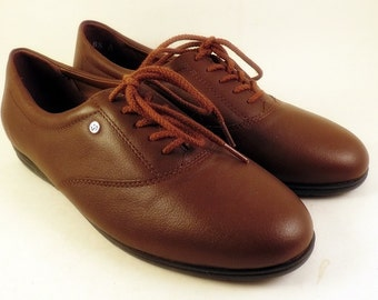 Easyspirit Womens Shoes Size 6.5 Brown Oxfords Low Easy Spirit Comfort