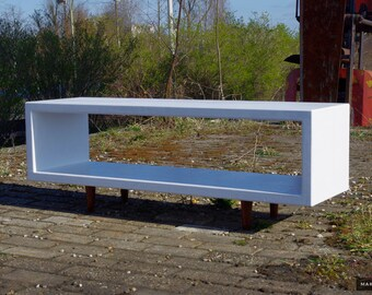 New Retro Design Media Console/Stand/Coffee Table