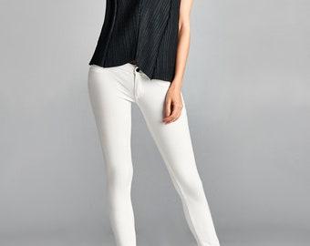 Skinny Pants White