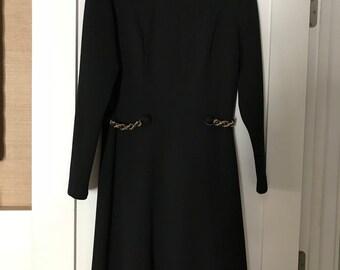 Vintage Bleeker Street 1970's Mod Dress