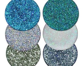 Into The Deep - Pressed Glitters