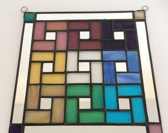Tiffany window Pendant