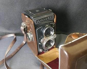 Yashica 635 Vintage Camera