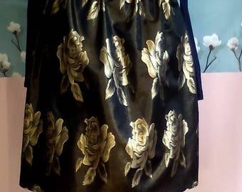 Skirt for women ' 80 reverse