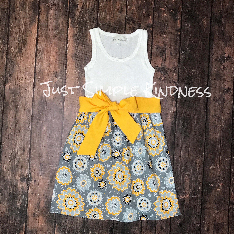 Girls Dresses Girls Easter Dress Girls Spring Dress Girls