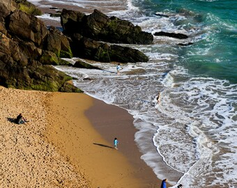 Photo of Coumeenole Beach Dingle Co Kerry Ireland