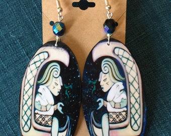Ix Chel Earrings